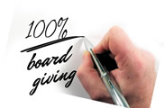 100 Board Giving Make It a Priority