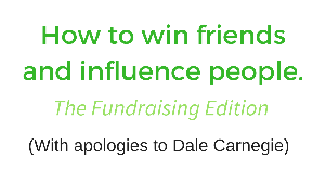 How to Get Donors to Like You and Give More